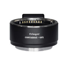 Fringer auto focus adapter Contax 645 C645 lens to Fuji GFX100 50S 50R camera