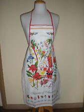 Australian Flowers souvenir apron cotton NEW gift idea for travellers