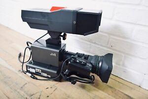 JVC KA-F603U Studio SDI Kit Camera w/ FUJINON lens in excellent condition