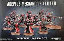 ADEPTUS MECHANICUS SKITARI - Rangers Vanguard PARTS - Warhammer 40k Weapons Bits