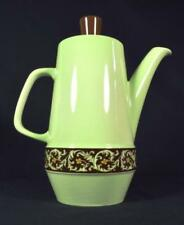 Porcelain/China Date-Lined Ceramic Green Vintage Original