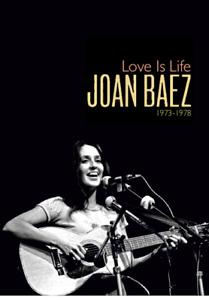 Joan Baez - Love Is Life (DVD)