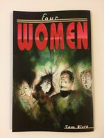 Four Women TPB Trade Paperback IDW Publishing Comics VF/NM (2018)