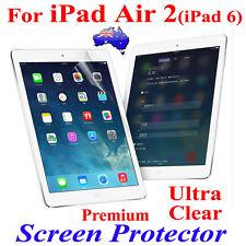 Premium Ultra Clear Screen Protector For iPad Air 2(iPad 6)(anti scraches Film)