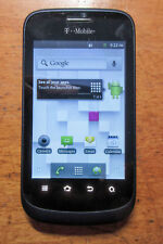 *WORKING* Used ZTE V768 Concord Blue Smartphone 10/10 Locked T-Mobile