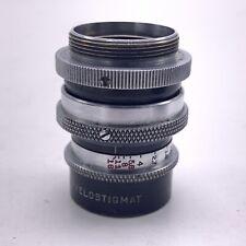 Wollensak 25mm F1.5 Cine Velostigmat C mount  #44178 Lens