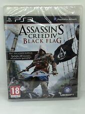 ASSASSINS CREED IV - BLACK FLAG PS3 - SEALED