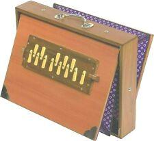 Shruti Box Pro 1 Oktave Monoj Kumar Sardar & Bros. chromatisch