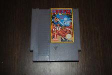 Jeu SUPER SPIKE V' BALL pour Nintendo NES