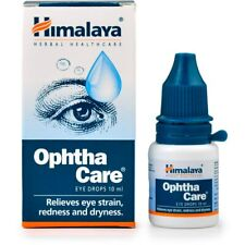 10 x Himalaya Ophthacare Eye Drops (10 ml) Each Opthacare | Free Shipping
