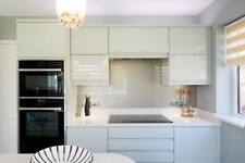 Luxury white compac lactea mirror ice sparkle quartz kitchen worktops nationwide