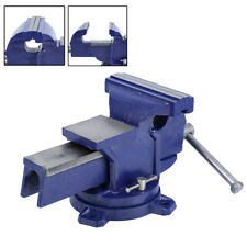Ridgeyard 6 Inch Bench Vise Shop Equipment Mechanics Tool Locking Swivel Base