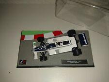 Brabham bt49-1981 nelson piquet 1:43 de colección de resolución