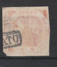 FRANCOBOLLI 1858 NAPOLI 2 GR. D/3923