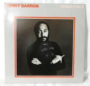 "KENNY BARRON ""Innocence"" 1978 (Wolf/1203/1st Press)  JAZZ VG+/VG+!"