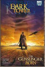 STEPHEN KING DARK TOWER GUNSLINGER BORN #2 MARVEL 12/06 FINCH VARIANT COVER NM
