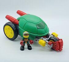 Teenage Mutant Ninja Turtles Half Shell Heroes Stealth Bike With Racer Raphael