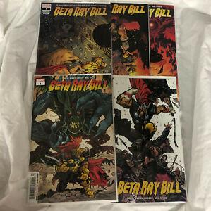 Beta Ray Bill 1 2 3 4 5 NM 2021 Daniel Warren Johnson Completr Thor Marvel