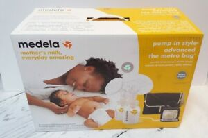 NEW Medela Pump In Style Advanced Breast Pump - The Metro Bag (AC or Battery)