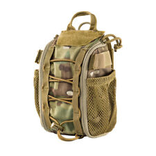 OneTigris Tactical First Aid Kit Survival Molle Rip-Away EMT Pouch Medical Bag