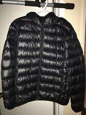 Uniqlo Ultra Light Down Jacket (black) Size S