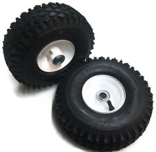2 Pack Fits Snapper Mower Wheels Front Assembly 7052268 7052267 7050618