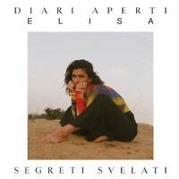 cd Elisa Diari Aperti (Segreti Svelati) (Con Duetti E Cd In Inglese)