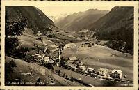 St. Jodock am Brenner Tirol Österreich s/w AK ~1940 Gesamtansicht ungelaufen