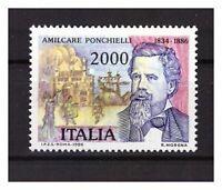 s17878) ITALIA  MNH** 1986 A. Ponchielli 1v