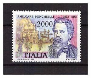 S17878) Italy MNH 1986 A.Ponchielli 1v