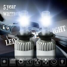 H7 2000W 300000LM COB LED Headlight Bulb Conversion Kit For Ford Focus 2002-2004