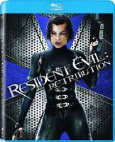 Resident Evil: Retribution [New Blu-ray] UV/HD Digital Copy, Widescreen, Dubbe