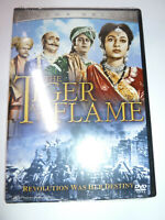 The Tiger and the Flame DVD epic movie Queen Rani Lakshmibai Cinema Deluxe NEW!