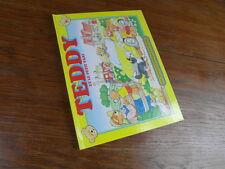 ENFANTINA LIVRE ANIME A SYSTEME POP UP / TEDDY ET LE PETIT TAXI SDP 1998