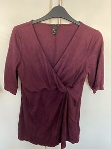 Mama H&M Size M Maternity Top