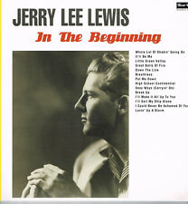 "JERRY LEE LEWIS - IN THE BEGINNING (12"" VINYL LP - Rare Alternate SUN Recordings"