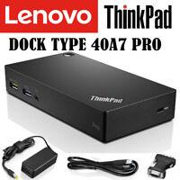 Lenovo Thinkpad Pro USB 3.0 Dock  40A7 SD20K4026  für S540, E540, E440, E545,