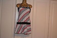 Femmes / dames 3 Pcs Bikini Costume Robe /, taille 10