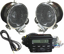 MC35SP AUDIOPIPE Motorcycle Boat ATV 10-Watt 2 channel Miniture Amplifier em