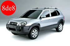 Hyundai Tucson (2006) - Workshop Manual on CD