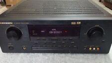 Marantz SR5200 6.1 Channel 90 W Sound Récepteur Utilisé en partie testé veuillez lire