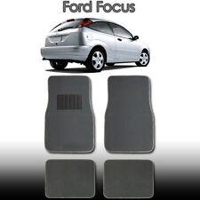 1999 ~ 2005 2006 2007 2008 2009 Fits Ford Focus Floor Mats