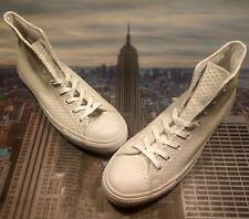 10e2295befbd1d Converse Chuck Taylor All Star Hi High Top White white-gold Size 12 153115c