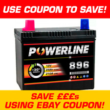 More details for  12v 896 powerline battery with 2 year warranty
