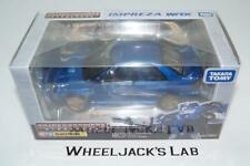 BT-19 Bluestreak Impreza WRX 2008 1:24 Binaltech MISB New Takara Transformers