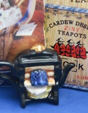 Unboxed Cardew Decorative Collector Teapots