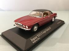 1:43 Minichamps Jaguar XJ-12 Coupe  Series II  , 1975 , Regency Red