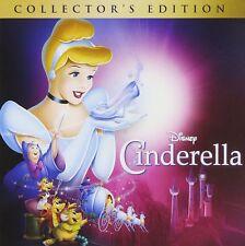 CINDERELLA COLLECTOR'S EDITION CD ALBUM DISNEY SOUNDTRACK (2012)