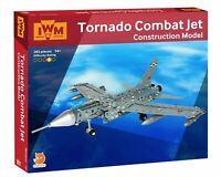 Tornado Combat Jet  Construction Model Imperial War Museums 282 PIECE STAINLESS