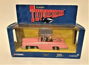 Corgi Thunderbirds CCC0601 Fab 1-sliding roof, front and rear rockets-  2003
